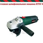 Угловая шлифовальная машина RTM 101 фото