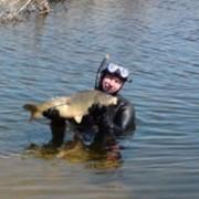 Охота подводная фото