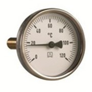 Термометер биметаллический фото