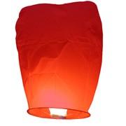 Красный небесный фонарик фото