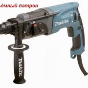 Перфоратор MAKITA HR 2470 780 Вт; 2.4 кг;2.7 Дж,0-1100об/мин, 3 режима (HR2470) фото
