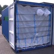 Лайнер бег для 40 футового морского контейнера (вкладыш, liner bag) фото