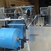 Оборудование для производства бахил из полиэтилена фото