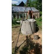 чистка и ремонт колодцев в Вилейке и по всей РБ. фото