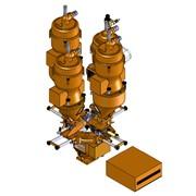 Гравиметрический дозатор GK 65 фото
