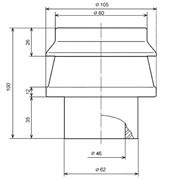 Изолятор фарфоровый проходной для съемных трансформаторных вводов и силовых трансформаторов ИПТ-1/1600-2000.01 фото
