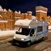 Аренда гримвагена, актерский вагон DriveHotel фото