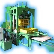 Вибропресс Ст94Л (вибропрессующая линия для производства строительных материалов) фото