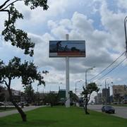 Размещение рекламной информации фото