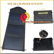 Солнечное зарядное устройство, Solar Charger, 10 Вт фото