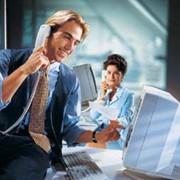 Услуги телефонных переговоров фото