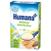 Каша Humana мол овсяная 250г (с 6мес) фото