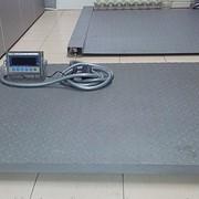 Весы платформенные до 3000 (1.5x1,5) фото