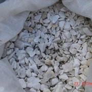 Щебень и песок фото