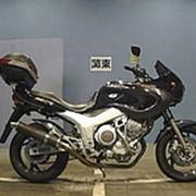 Мотоцикл Дорожный Yamaha TDM 850 кофр пробег 55 186 км фото