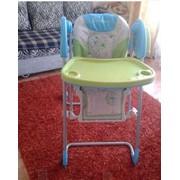 Детский стульчик для кормления 2 в 1 Mamalove трансформер фото