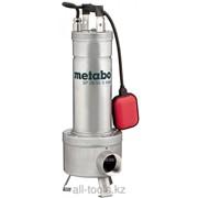 Грязевой насос Metabo SP 28-50 S Inox, 1470вт, 28000л/ч, 50мм Код: 604114000 фото