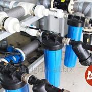 Водоподготовка (доотчистка воды) фото