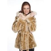 Куртка меховая женская л5221 фото