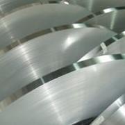 Продольная резка оцинкованной и холоднокатаной рулонной стали на ленту, штрипс фото
