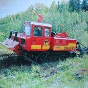 Машина лесохозяйственная ЛХТ-100А-06 фото