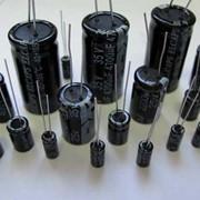Электролитические конденсаторы фото