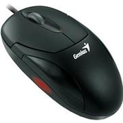XScroll RS Genius USB+PS2 оптическая мышь, Цвет: Чёрный фото