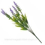 Цветок искусственный, L16 W13 H38 см фото