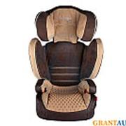 Кресло детское автомобильное KENGA BH-2311i premium латте фото