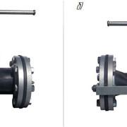 Резинокордные компенсационные патрубки-задвижки фото