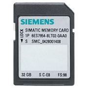 SIMATIC Memory Card 32 Гбайта 6ES7954-8LT02-0AA0 / 6ES7 954-8LT02-0AA0 / 6ES79548LT020AA0 фото
