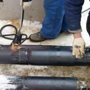 Монтаж тепловой защиты трубопровода тепловых сетей фото