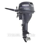 Лодочный мотор Yamaha F15CEHS фото