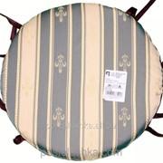 Подушка на стул круглая D30x2 см Украина фото