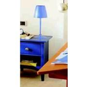 Ночной столик из массива дерева фото