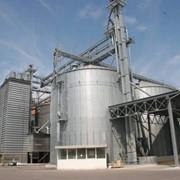 Комплексы зернохранения - Строительство, реставрация, монтаж, пуск-наладка фото