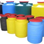 Цилиндрические и прямоугольные емкости и резервуары объемом 1- 25 000л, отстойники фото