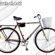 Велосипед дорожный «Водан» 28 дюймов, усиленный на овальных трубах фото