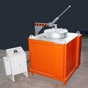 Электропечь тигельная стационарная САТ-0,2/10 для плавки алюминия фото