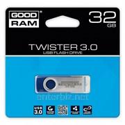 Флеш-накопитель Goodram Gooddrive Twister 32GB (PD32GH3GRTSBR9), код 70388 фото
