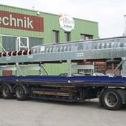 Ленточные транспортеры для зерна в модульном испольнении фото