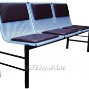 Секция стульев Лаванда-К3 фото
