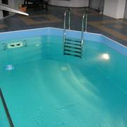 Оборудование для тестирования воды в бассейнах. фото