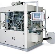 Оборудование для производства бумажной посуды фото