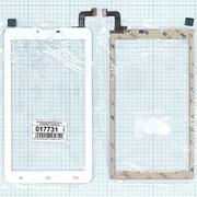 Сенсорное стекло (тачскрин) HK70DR2671-V02 белое, Диагональ 7 фото