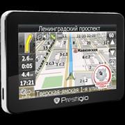 GPS-навигатор Prestigio gps GeoVision 5766 BTFM HD 5 фото