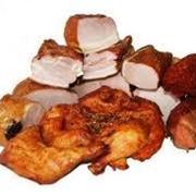 Мясные изделия щека, бочок, подчеревок, мясные изделия лопатка, вырезка свинная, балык. фото