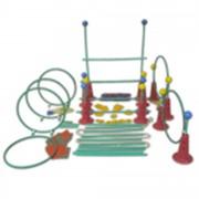 Детский игровой комплект Кузнечик фото