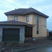 Монтаж быстровозводимых зданий. Панельные дома фото