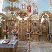 Иконостас, c.Біла, Тернопільська обл. фото